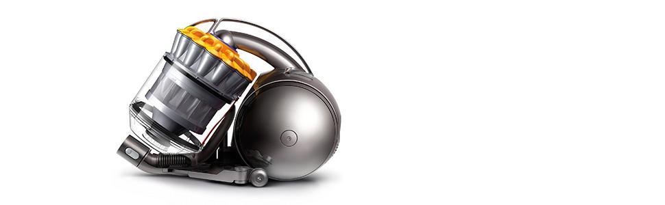 aspirateurs Dyson, aspirateur sans sacs, aspirateur traîneaux
