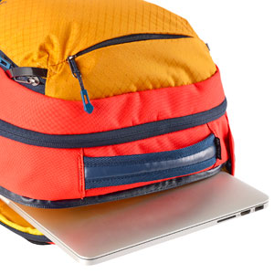 tech backpack, backpack with laptop sleeve, laptop backpack, computer backpack