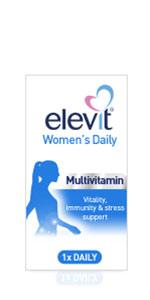Elevit Women's Daily Multivitamin