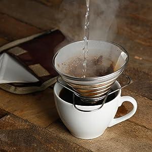 ウルトラスポーツ コーヒーフィルターホルダー
