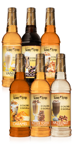 classic variety pack sampler coffee syrup