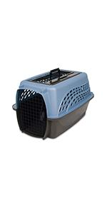 "24"" plastic dog kennel"