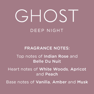 Ghost Deep Night Gift notes