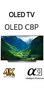 OLED C8P