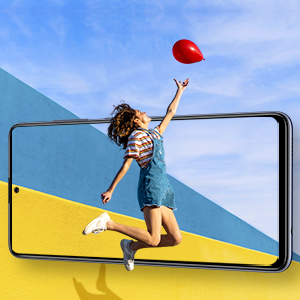 Galaxy A51 Display
