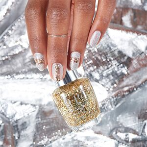 Amazon.com: OPI Nail Lacquer, Dreams On A Silver Platter: Luxury Beauty