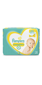 pampers swddlers