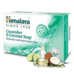 HIMALAYA  CUCUMBER & COCONUT SOAP