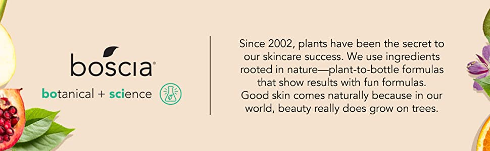 boscia for sensitive skin clean skincare