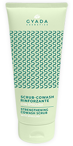 SCRUB CO-WASH RINFORZANTE CON SPIRULINA