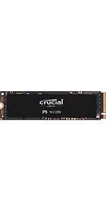 SSD Crucial P5