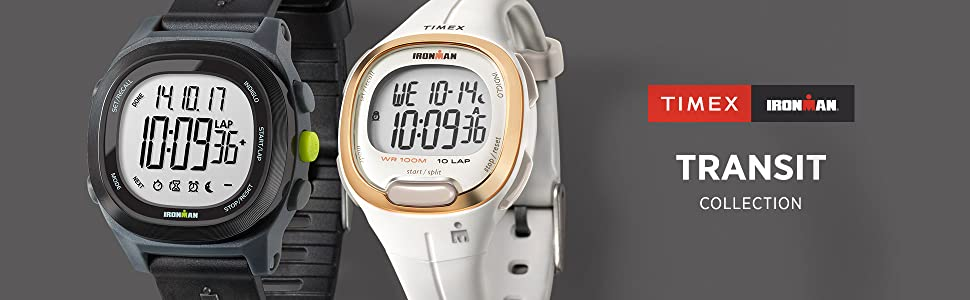 Timex Ironman Transit Collection