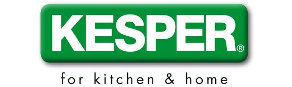 Kesper, articles ménagers, ustensiles de cuisine, petits meubles, plaque de découpe multi-verre, plaque en verre, cache-cuisinière.