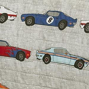 Amazon Com Lush Decor Race Cars 2 Piece Reversible Quilt Kids