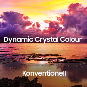 Dynamic Crystal Color