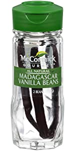 All Natural Madagascar Vanilla Beans