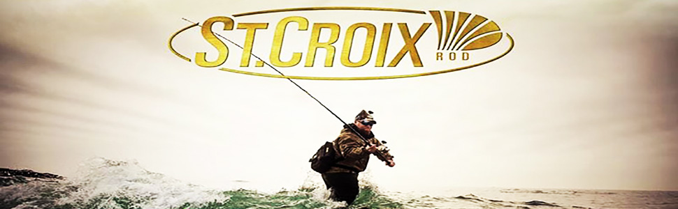 ST.CROIX AVID CARP SPINNING ROD SERIES MEDIUM TO MEDIUM HEAVY CHOICE