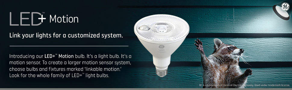 LED+ Linkable Motion