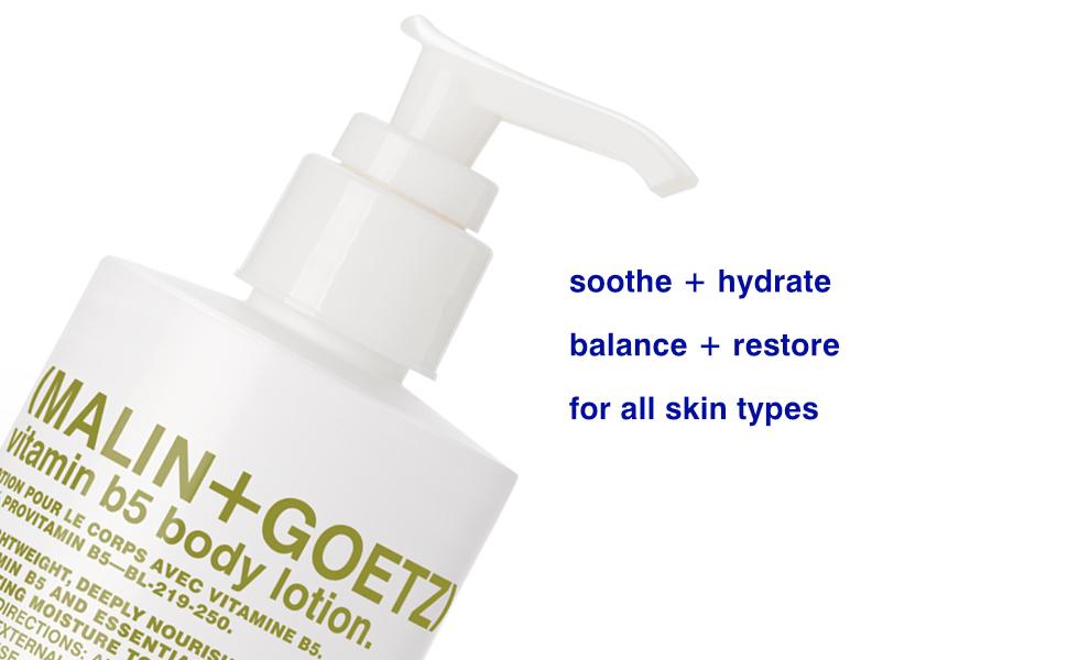vitamin b5 body lotion