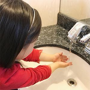 child faucet