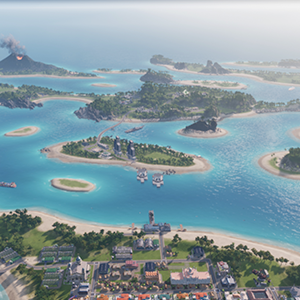 Tropico 6 - PC island shot