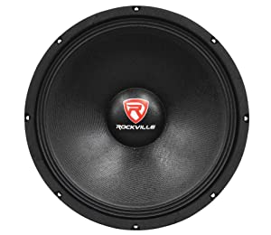 Amazon Com Rockville Rvp15w8 1000 Watt 15 Quot Raw Dj