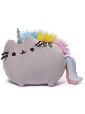 "GUND Pusheenicorn Pusheen Unicorn Cat Stuffed Animal Plush, Multicolor, 13"""