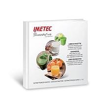 IMETEC Succovivo SJ 700 Prensador en frío, 150 W, 1 Liter, 3 ...