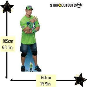 Dimensiones del producto: recortes de estrellas.