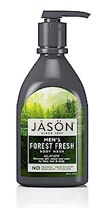 Jason Men's Forest Fresh All-In-One Body Wash