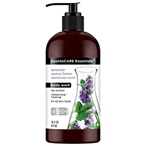 ApotheCARE Essentials The Soother Body Wash, 16 Ounces