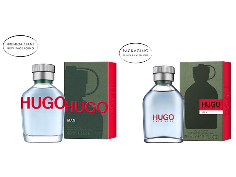 HUGO MAN Aftershave for Him, fragrance