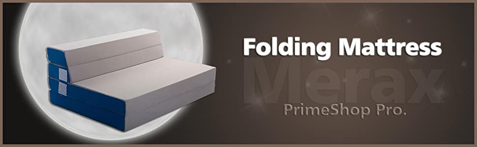 Amazon Com Merax 4 Inch Folding Mattress And Sofa