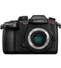 Panasonic LUMIX GH5s body only digital camera
