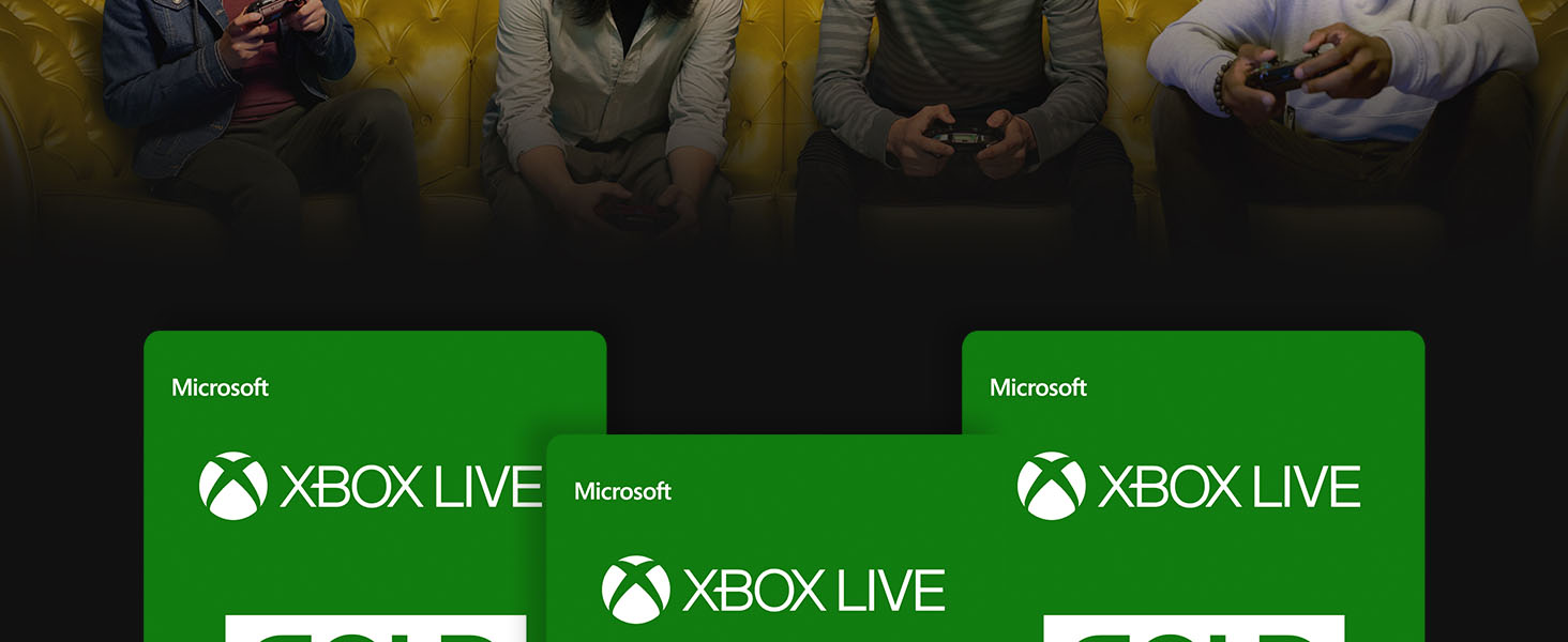 Xbox Live Gold Mitgliedschaft 3 Monate Xbox Live Download Code Amazon De Games