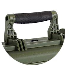 comfort grip rubber handle