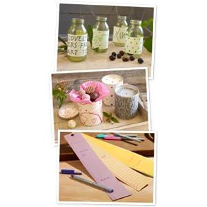 1300, edding, rotuladores, colores, decoración, manualidades, pintar, colorear, dibujar