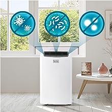 portable air conditioner dehumidifier evaporative dry hose humid airconditioner portable porrable