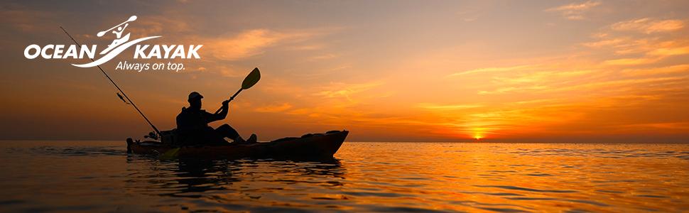 kayak; kayaking; fishing