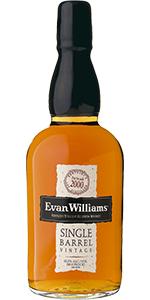 エヴァン・ウィリアムス シングルバレル 750ml