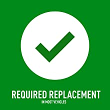 Required Replacement