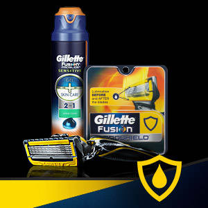 Descubre la maquinilla Fusion ProShield FlexBall