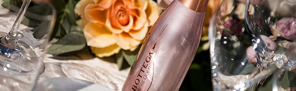 Bottega Rose Gold