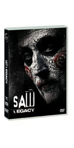 Saw: Legacy DVD
