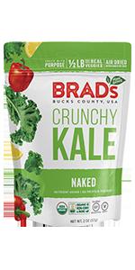crunchy kale naked flavor