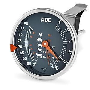 C6DA Einkochthermometer Ofenthermometer Mechanische  Fleisch