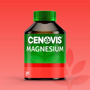 Cenovis ; Cenovis magnesium; Cenovis magnesium tablets; Cenovis mineral supplement;