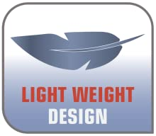 Light weight design, Tefal Actis Plus