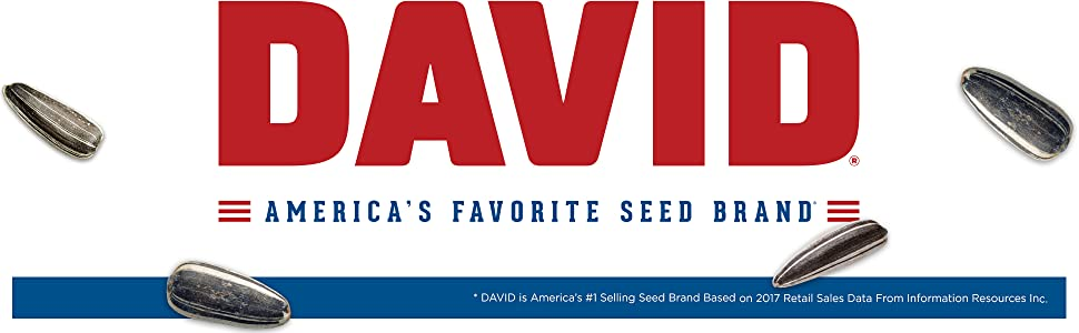 DAVID Seeds are a crunchy snack you can enjoy anytime, anywhere.