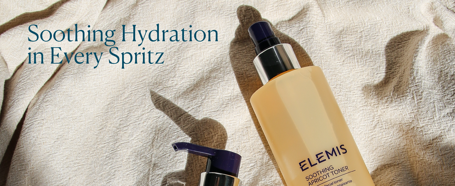 Soothing Apricot Toner Hydration in Every Spritz